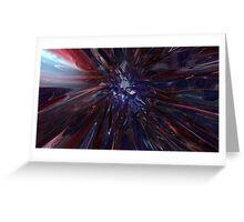Abstract Digital Painting #11 Greeting Card