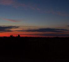 Sunset. Orjaku. by tutulele