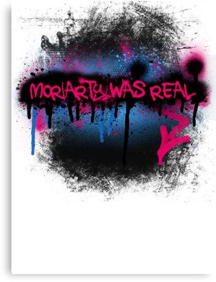 Moriarty was real (bubblegum) by rhaneysaurus