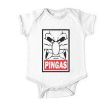 PINGAS One Piece - Short Sleeve
