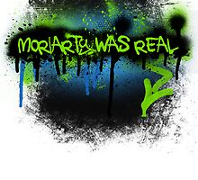 Moriarty was real (electric) by rhaneysaurus