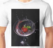 Strawberry Splash Unisex T-Shirt