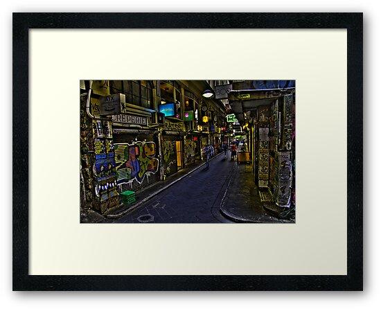 Degraves St 12 by John Ferguson