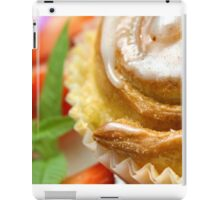 Sweet Snail Pastry iPad Case/Skin