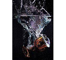 Splash Down Photographic Print