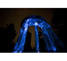 Starlight Ruins Photographic Print