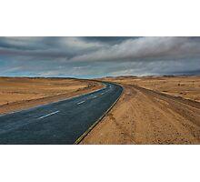 Namib rain Photographic Print