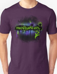Moriarty was real (mania) Unisex T-Shirt