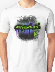 Moriarty was real (mania) T-Shirt