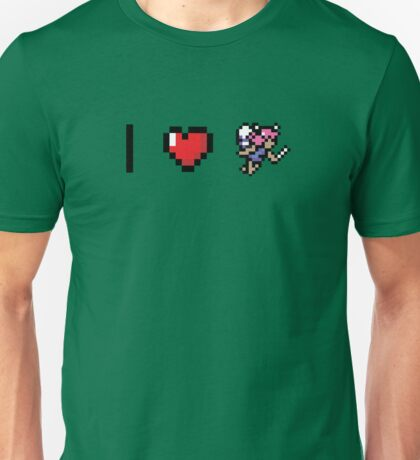 I Love Fairies Unisex T-Shirt