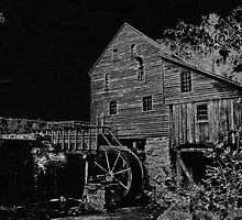 Grist Mill by mrthink