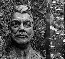 Tombstones Stories: Stony courage by Roman Naumoff