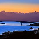 Isle of Skye Bridge, Kyle of Lochalsh, Scotland by PhotosEcosse