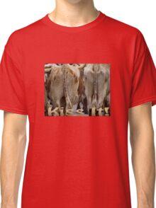 T-shirt Kiss It! Classic T-Shirt