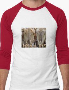 T-shirt Kiss It! Men's Baseball ¾ T-Shirt