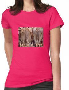 T-shirt Kiss It! Womens Fitted T-Shirt