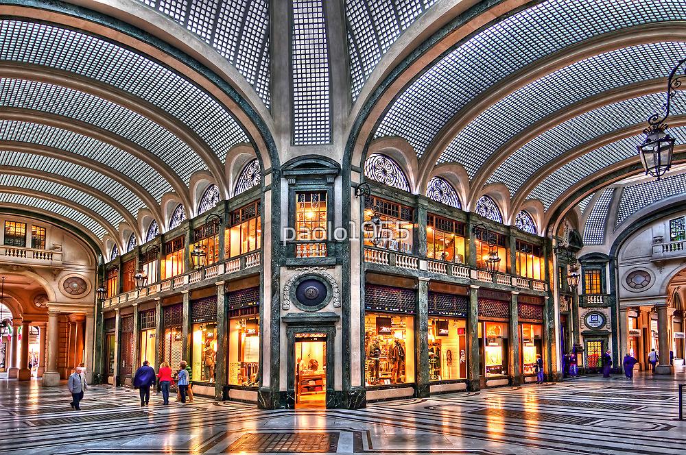Galleria San Federico - Turin by paolo1955
