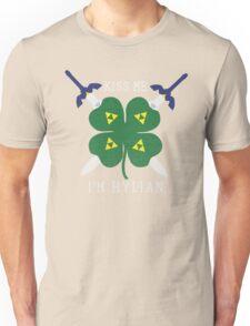 Kiss Me I'm Hylian Unisex T-Shirt