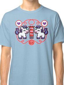 The Unicorn- Nature's Mystical Knitter Classic T-Shirt