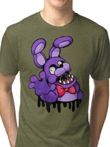 Graffiti Bonnie Tri-blend T-Shirt