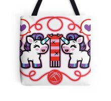 The Unicorn- Nature's Mystical Knitter Tote Bag