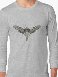 Moth Long Sleeve T-Shirt