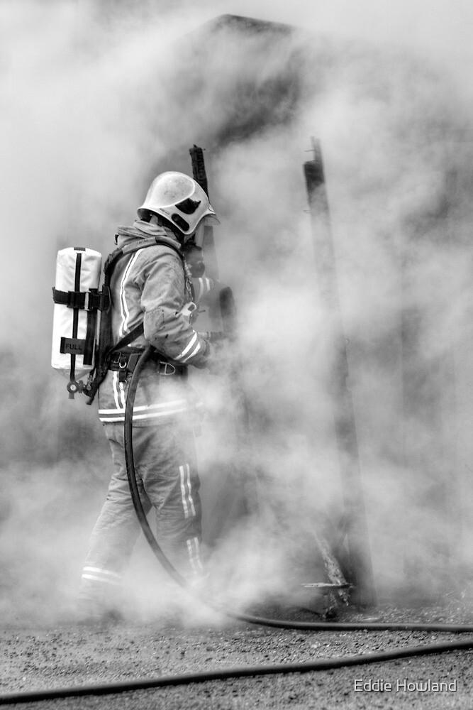 Firefighter (mono) by Eddie Howland