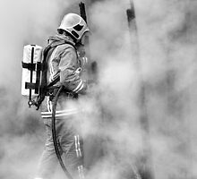 Firefighter (mono) by Eddie Howland