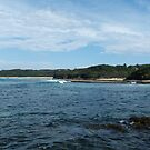 Ulladulla Coastline by Trish Meyer