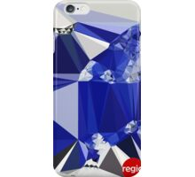 Sapphires - Digitally created by RegiaArt iPhone Case/Skin