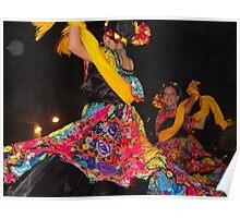 VIVA MEXICO -Lust For Life - Alegría De Vivir Poster