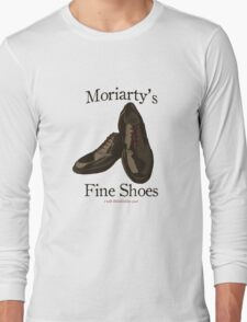 Jim Moriarty's Fine Shoes Long Sleeve T-Shirt