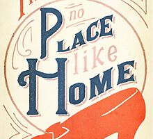 No place like home by Tony Brown