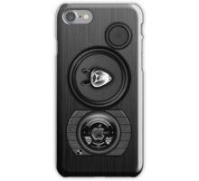 SPEAKER IPHONE CASE 3b iPhone Case/Skin