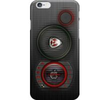 SPEAKER IPHONE CASE 3a (Blur) iPhone Case/Skin