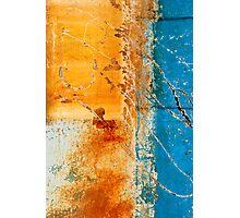 Industrial Art Photographic Print
