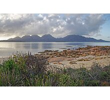 Morning Hazards - Freycinet Peninsula, Tasmania Photographic Print