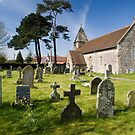 Kenn church by Robert Down