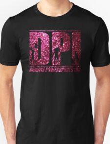 DPI Logo - Pink Glitter T-Shirt