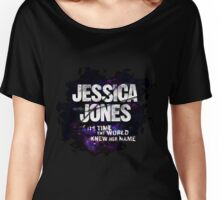 Jessica Jones - Her Name Women's Relaxed Fit T-Shirt