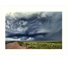 Oh Yeah, Toto, We're in Kansas! Art Print