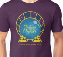 Madame Pinkie's... for all the answers you seek! Unisex T-Shirt