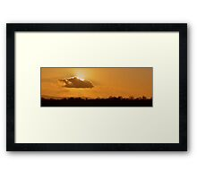 Out of Cornwall Framed Print