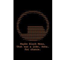 Black Mesa Photographic Print