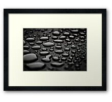 Rain ......................... Framed Print