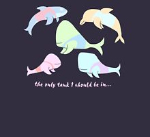 Pastel Whales - save the whales! Tank Top