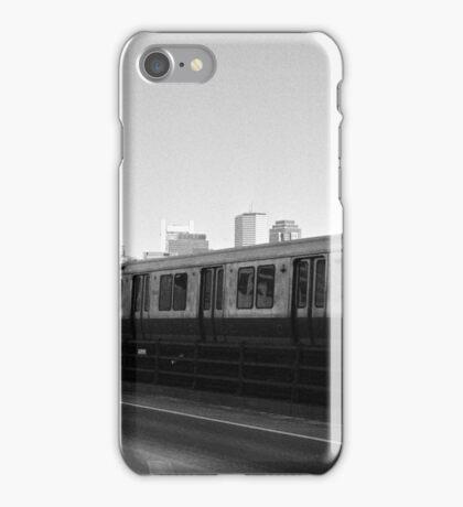 Red Line MBTA iPhone Case/Skin