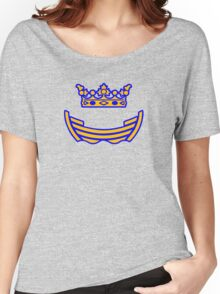 helsinski boat crown Women's Relaxed Fit T-Shirt