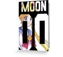 Sailor moon 00 Greeting Card