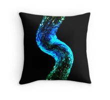 Waterspout Throw Pillow
